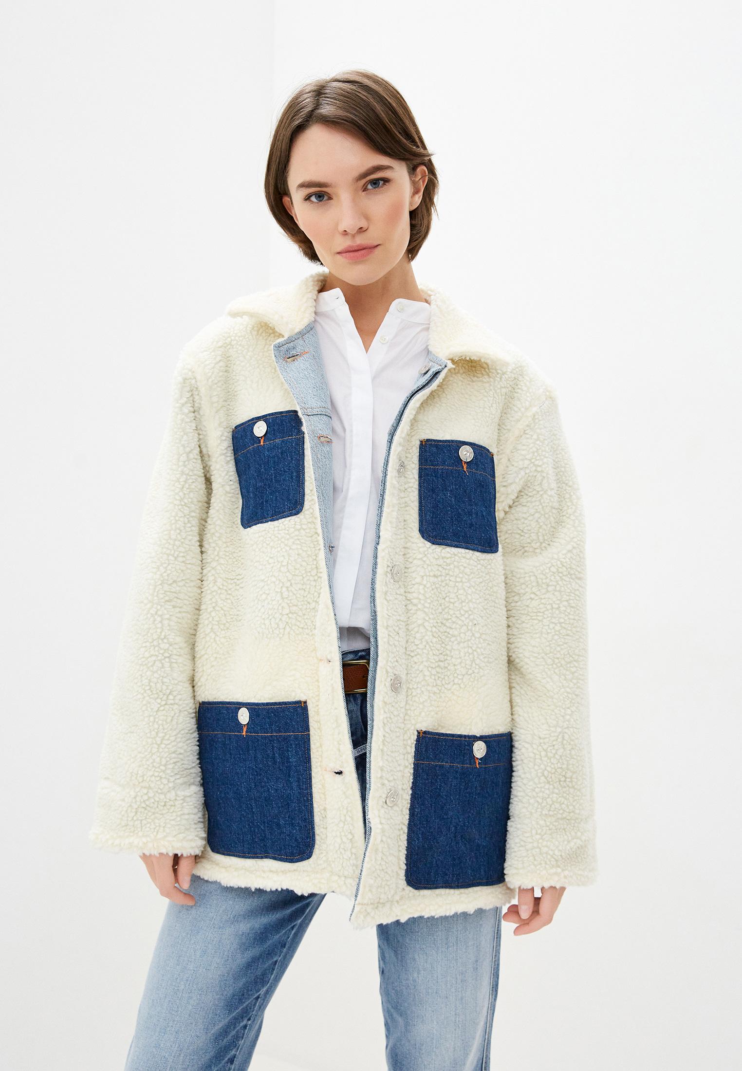 Джинсовая куртка 3X1 WJ0040866: изображение 5