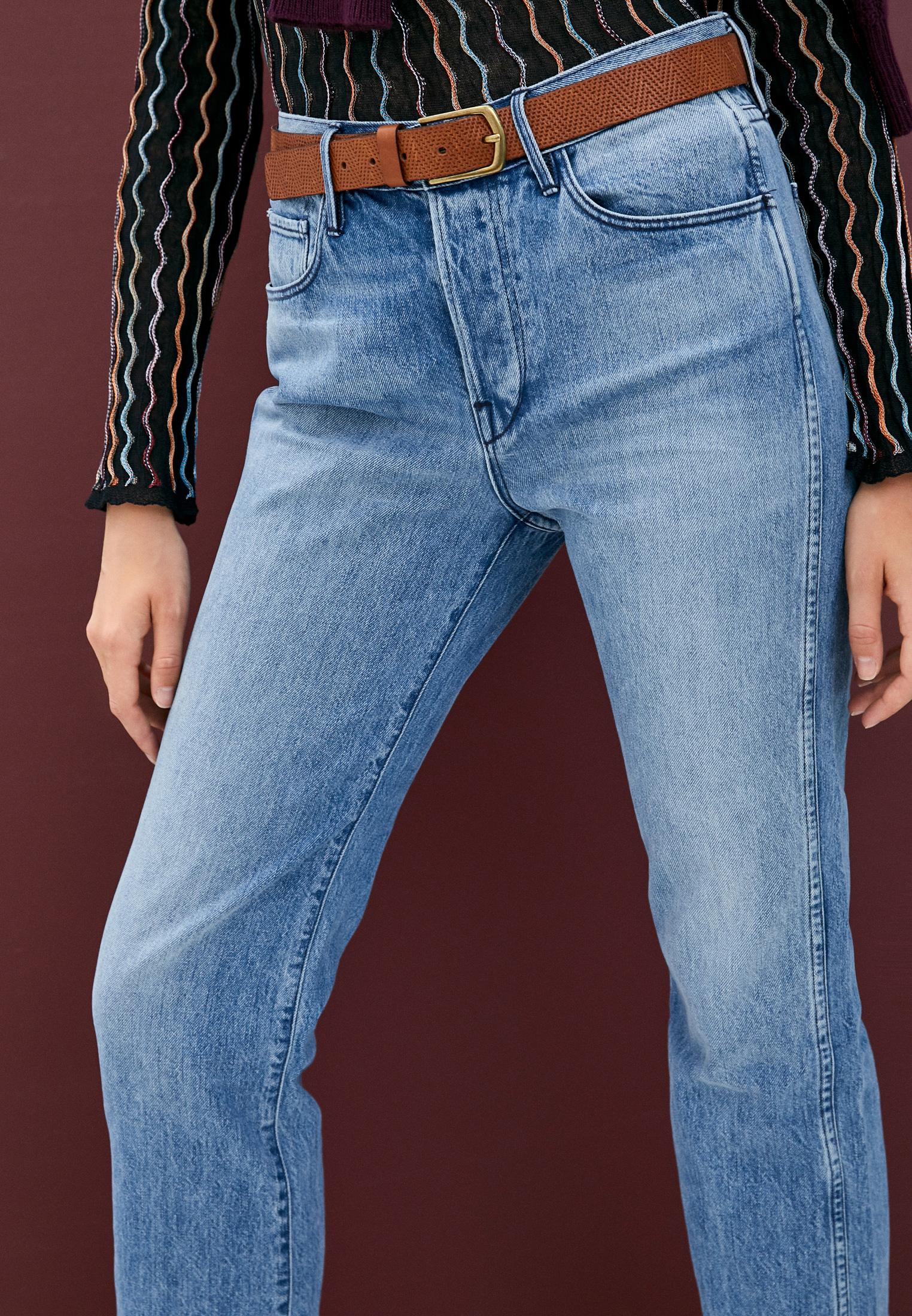 Широкие и расклешенные джинсы 3X1 W4HWV0866: изображение 2