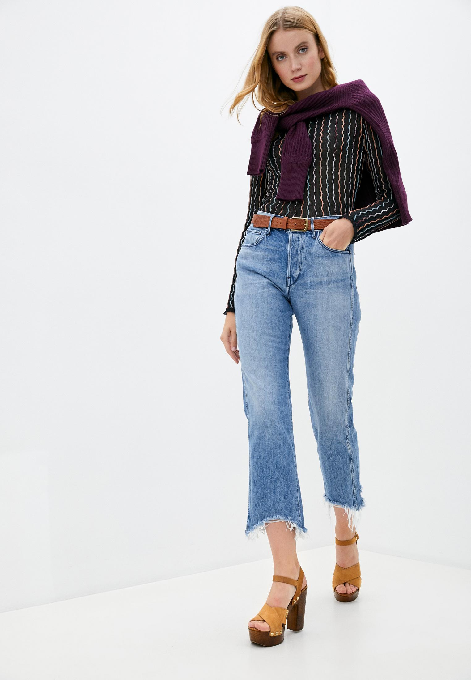 Широкие и расклешенные джинсы 3X1 W4HWV0866: изображение 3