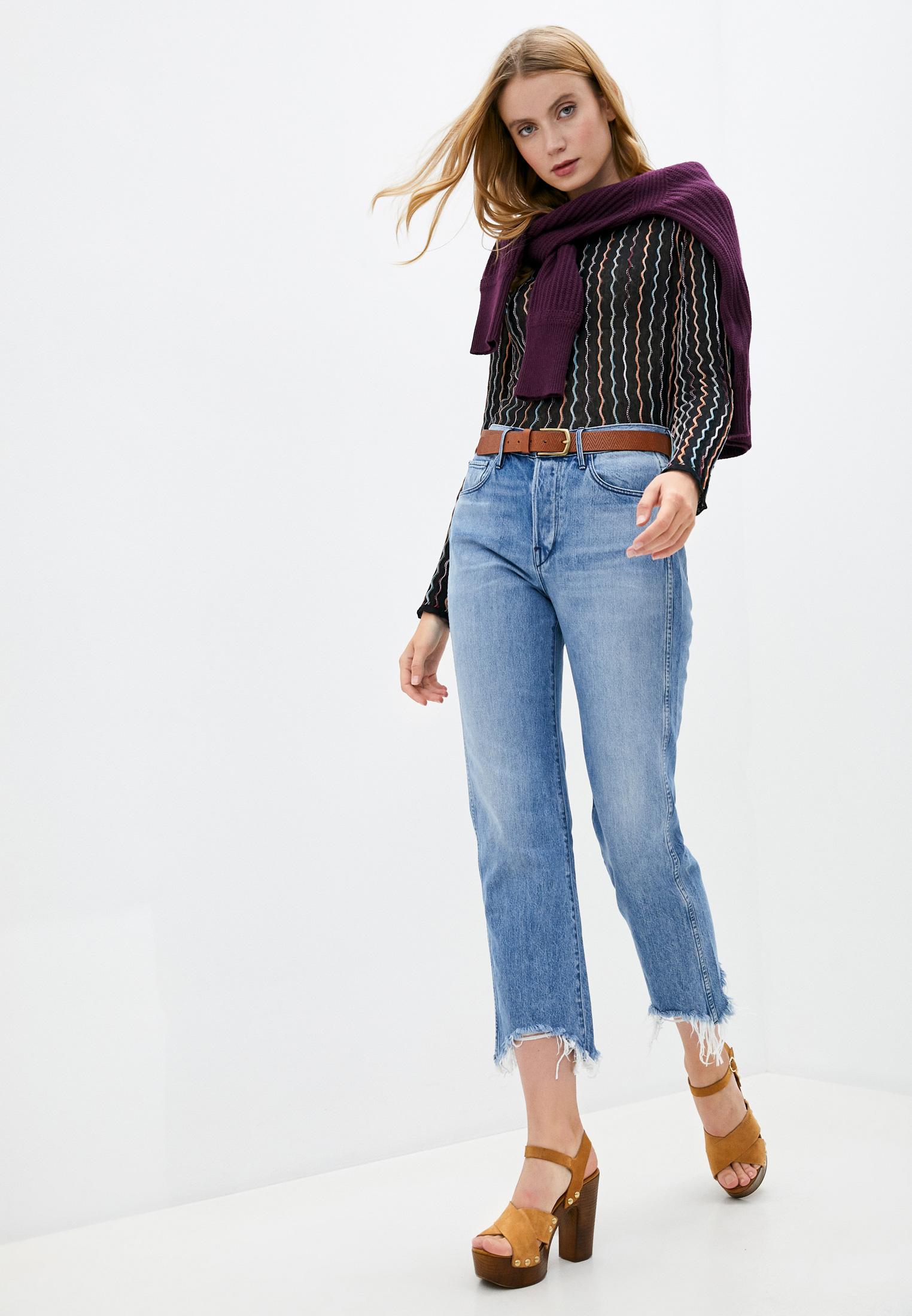Широкие и расклешенные джинсы 3X1 W4HWV0866: изображение 6