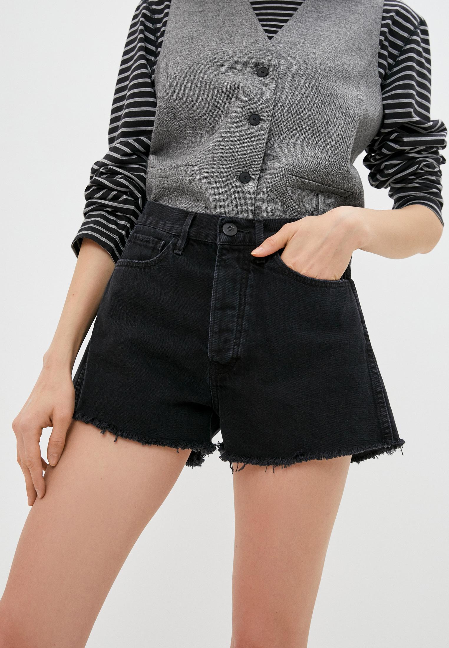 Женские джинсовые шорты 3X1 WSXSB1082: изображение 1