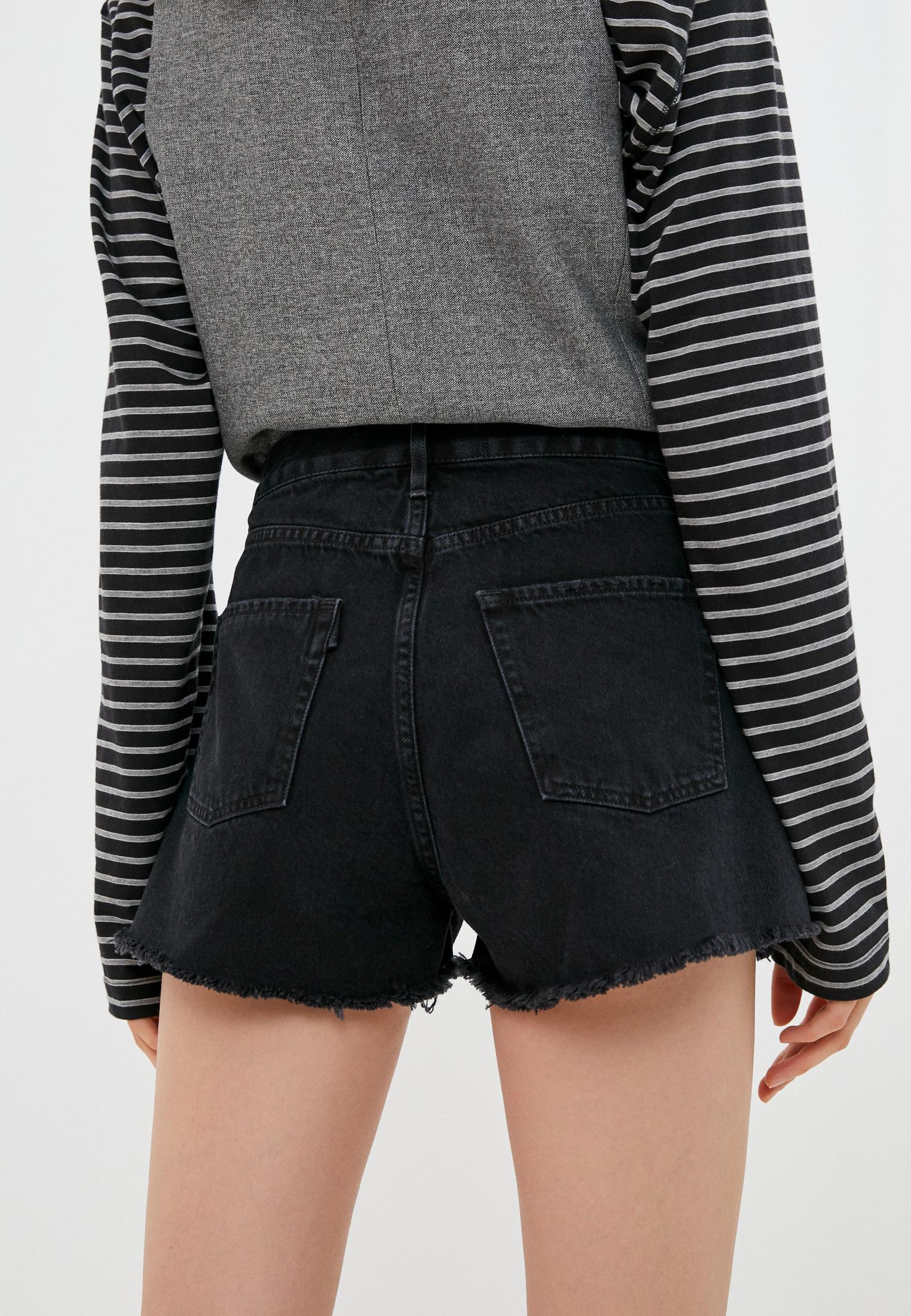 Женские джинсовые шорты 3X1 WSXSB1082: изображение 4