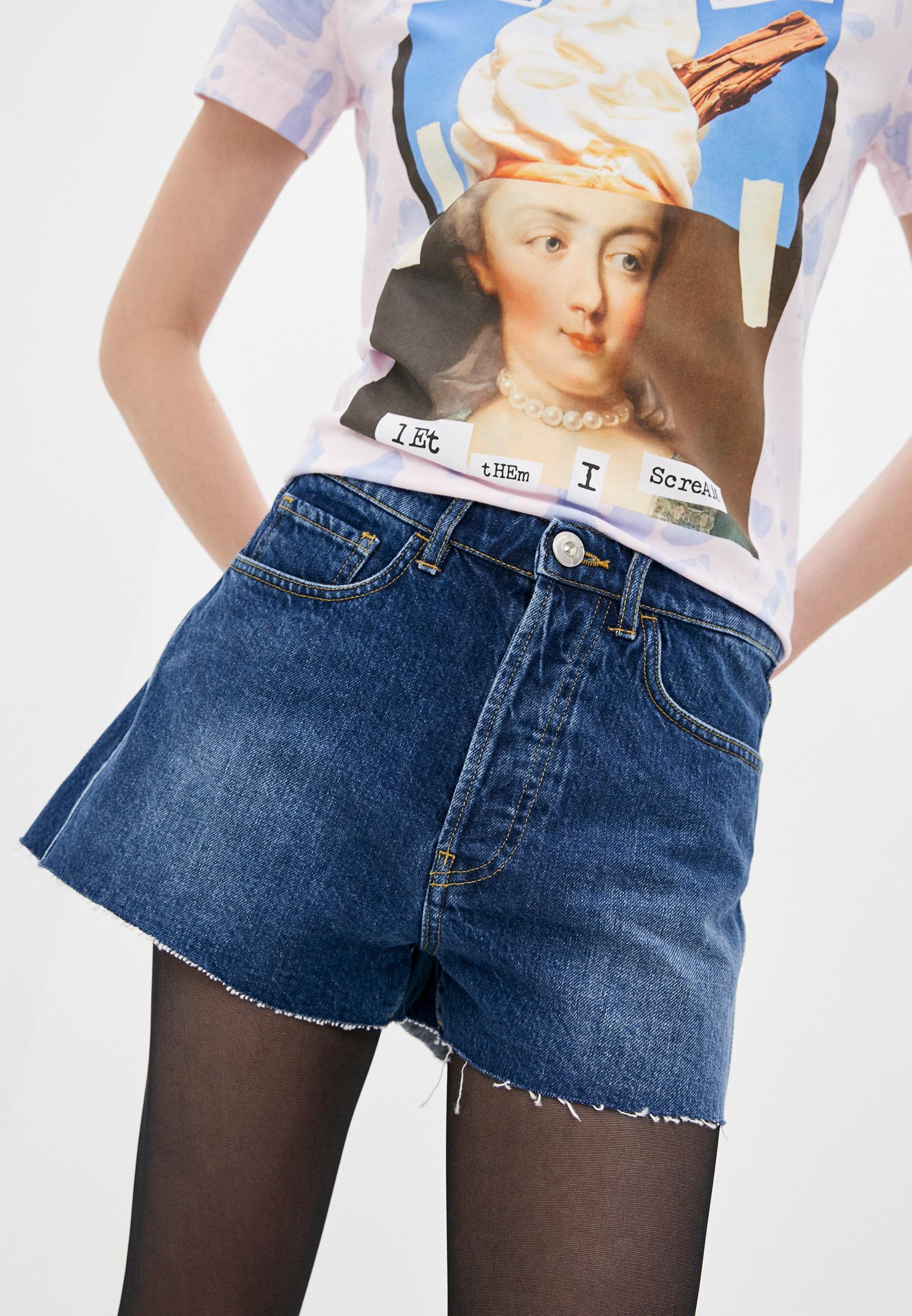 Женские джинсовые шорты 3X1 WSXSB0866: изображение 1