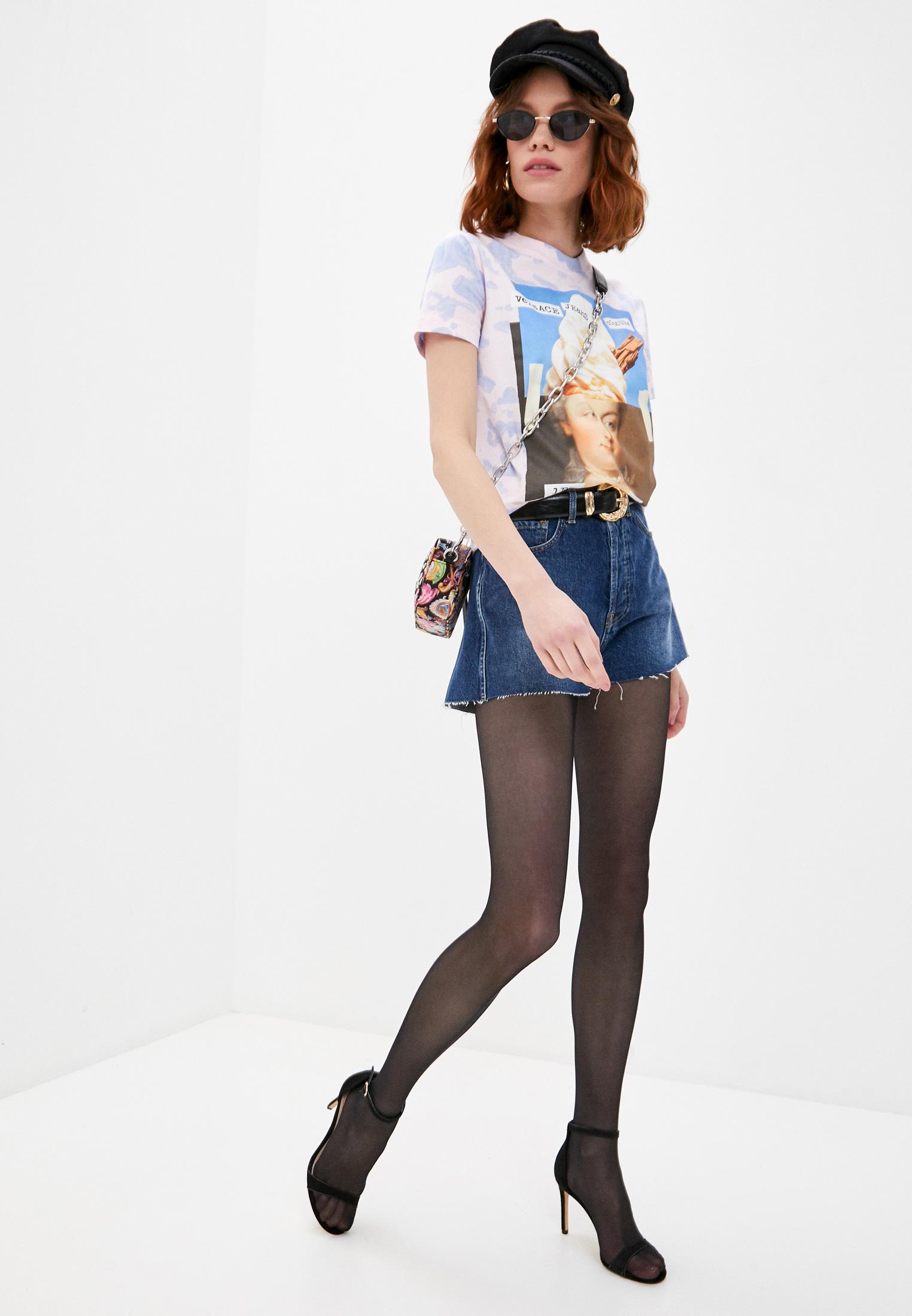 Женские джинсовые шорты 3X1 WSXSB0866: изображение 3