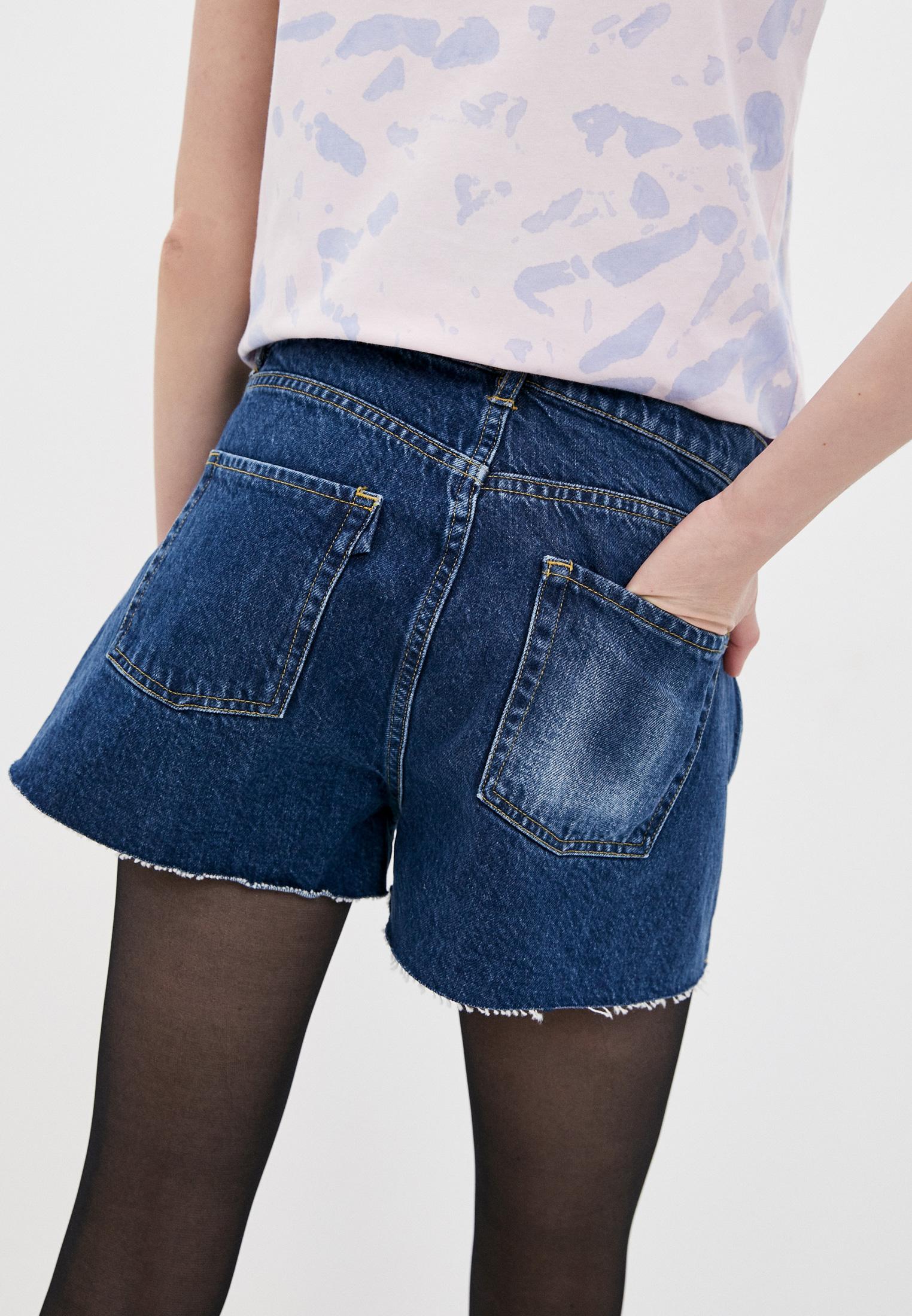 Женские джинсовые шорты 3X1 WSXSB0866: изображение 4