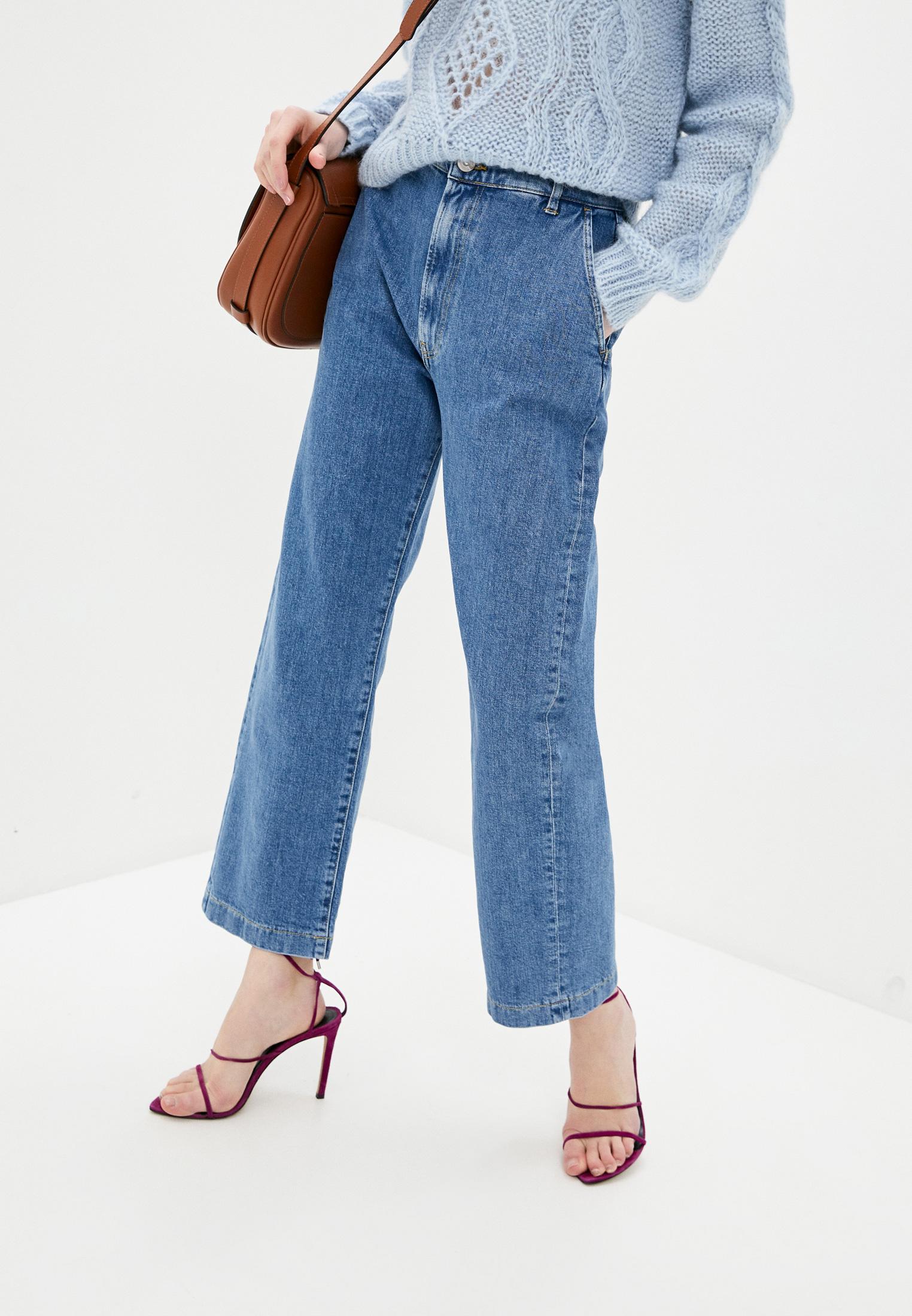 Широкие и расклешенные джинсы 3X1 WP0351079: изображение 1