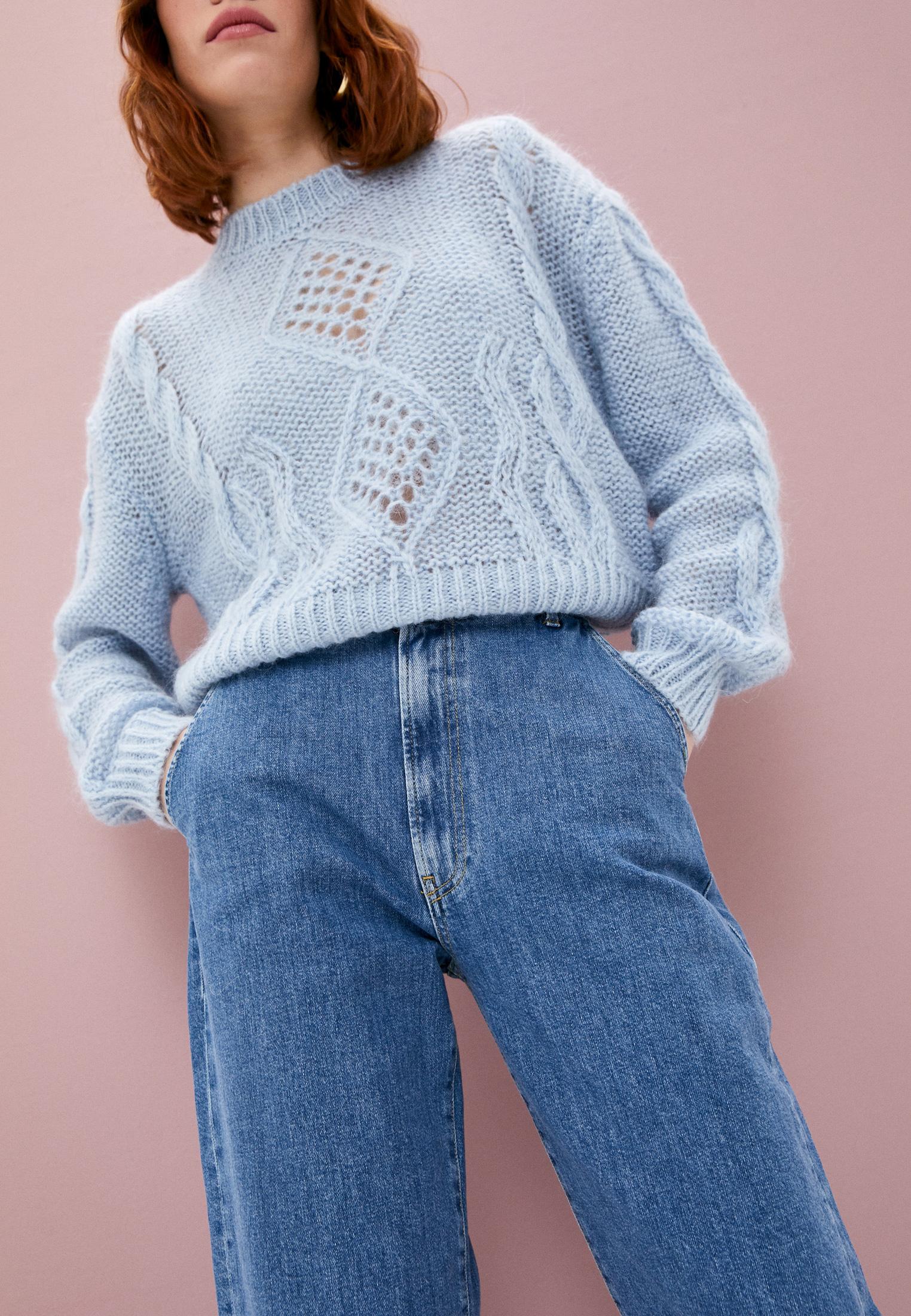 Широкие и расклешенные джинсы 3X1 WP0351079: изображение 2