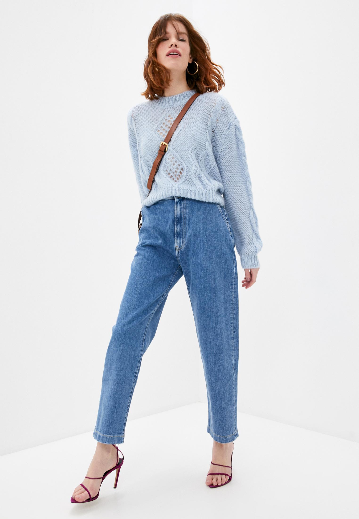 Широкие и расклешенные джинсы 3X1 WP0351079: изображение 3