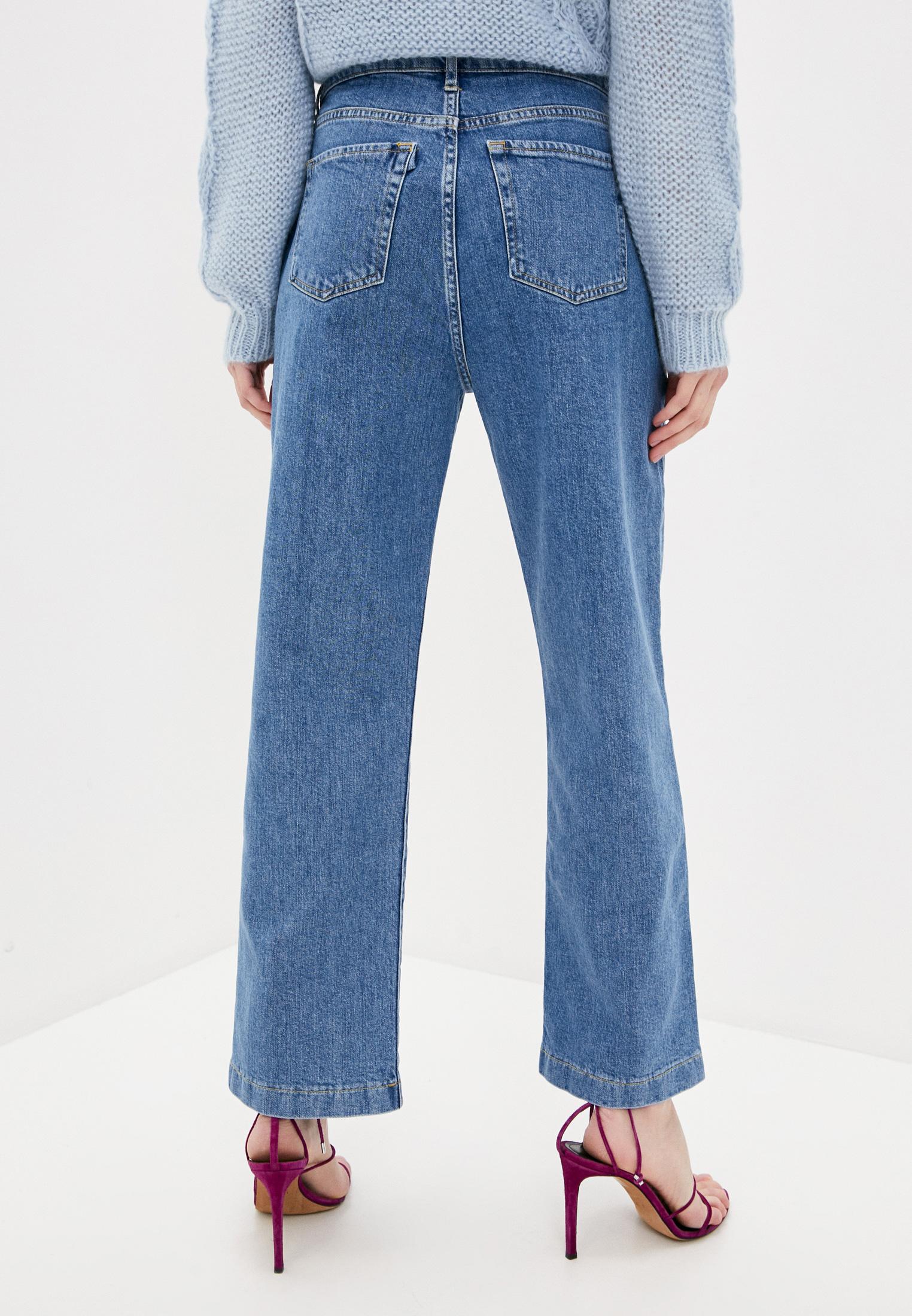 Широкие и расклешенные джинсы 3X1 WP0351079: изображение 4