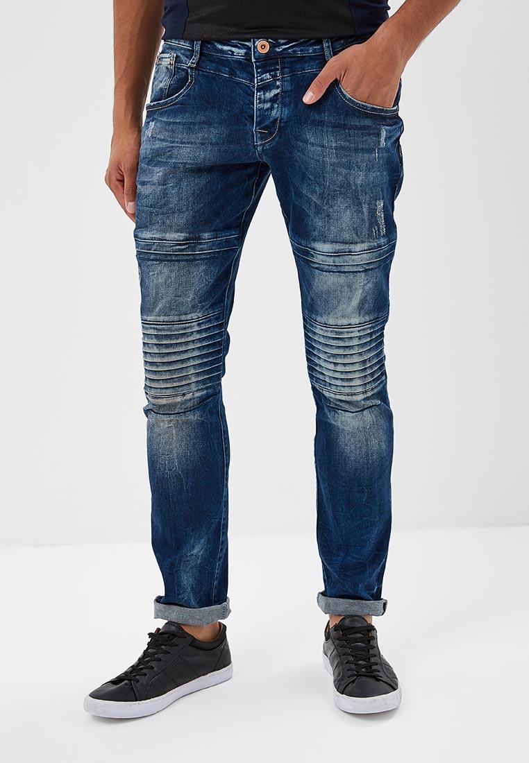 Зауженные джинсы Young & Rich 3235