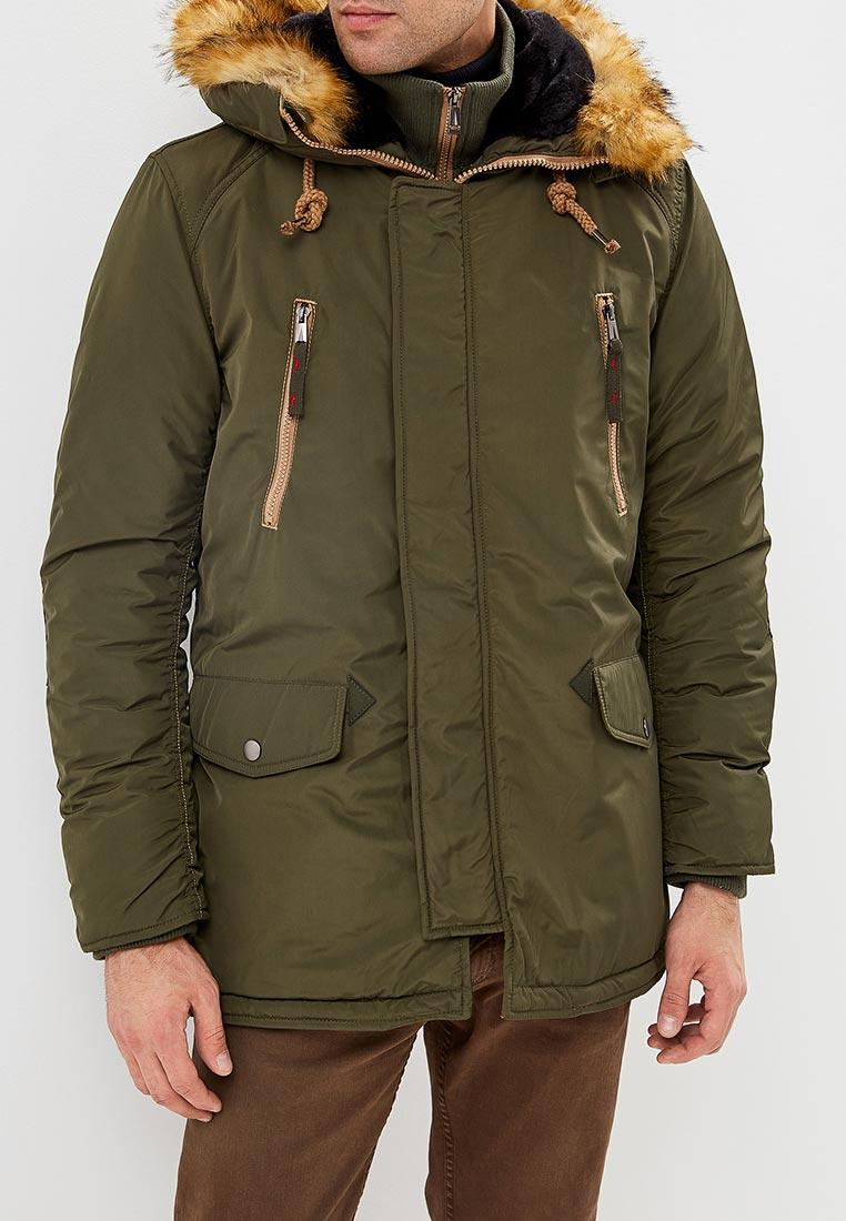 Утепленная куртка Young & Rich JK-441