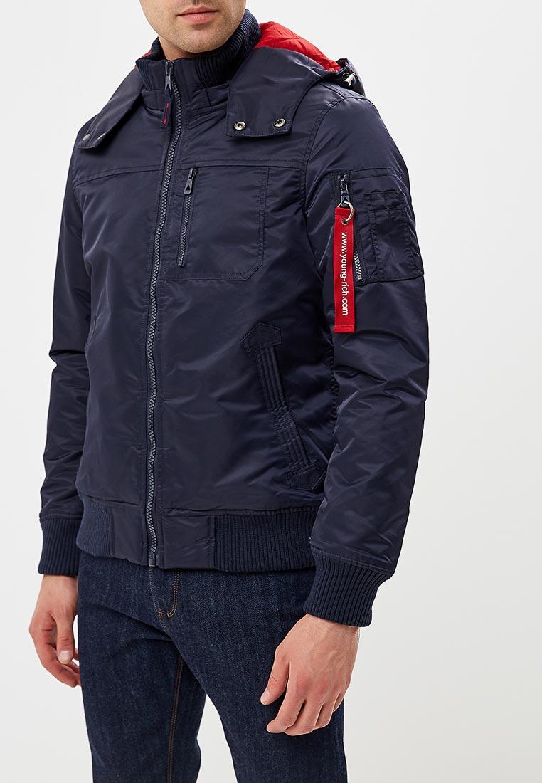 Утепленная куртка Young & Rich JK-445: изображение 1