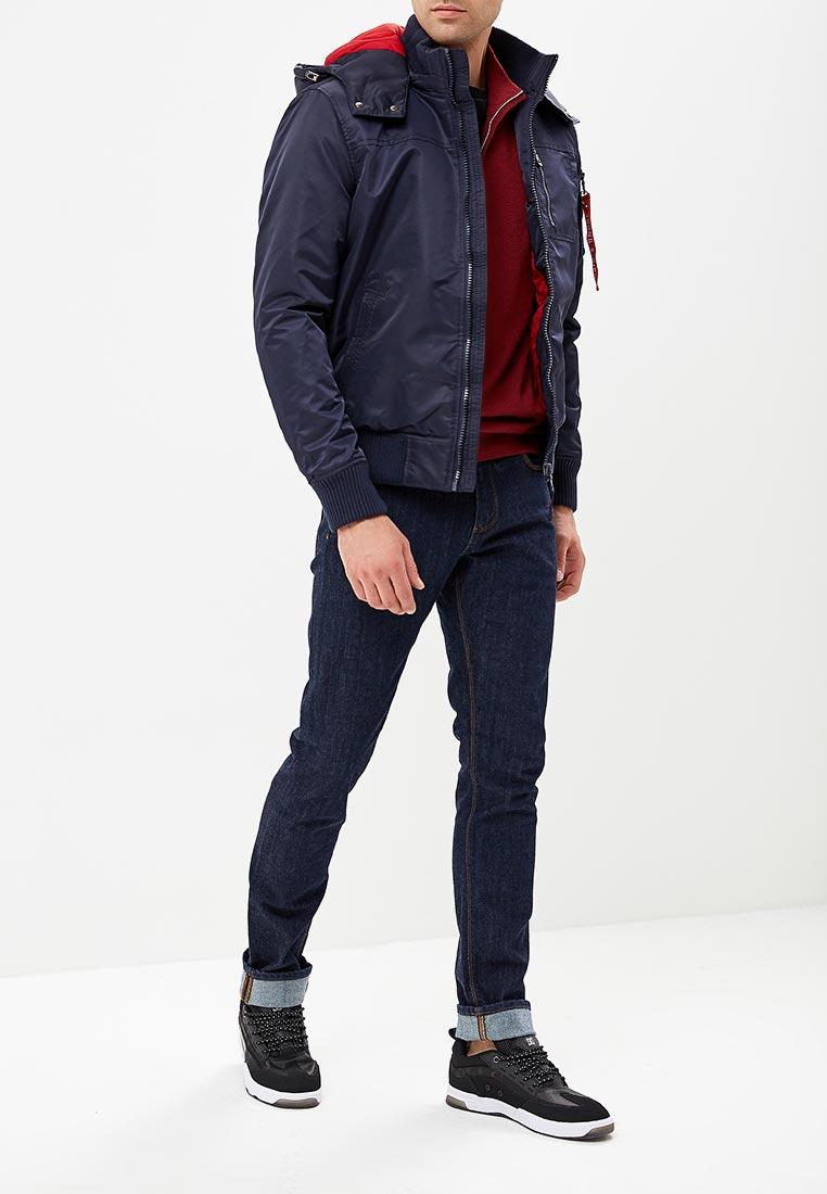 Утепленная куртка Young & Rich JK-445: изображение 2