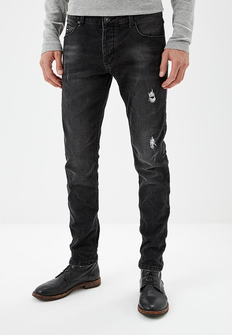 Зауженные джинсы Y.Two B25-AB011