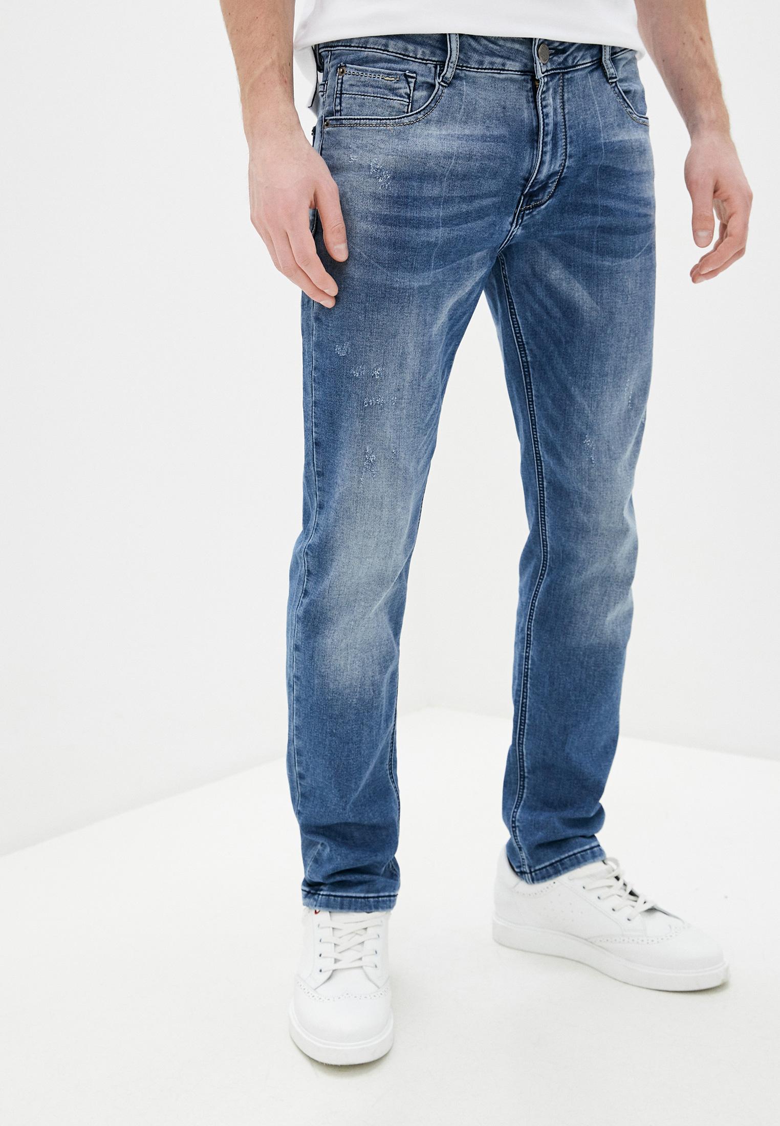 Мужские прямые джинсы Y.Two B25-C333