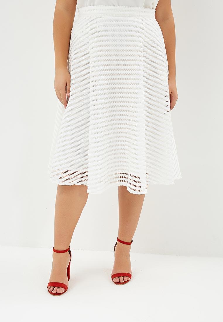 Широкая юбка Yumi YM926