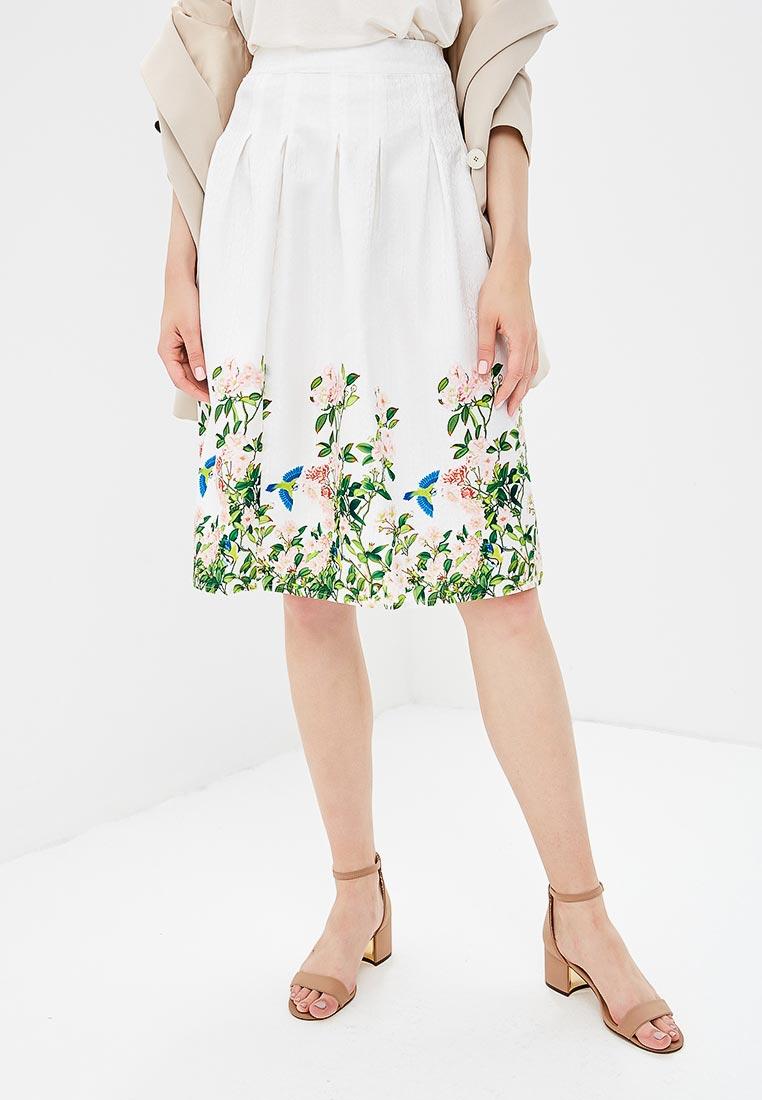 Широкая юбка Yumi YM928