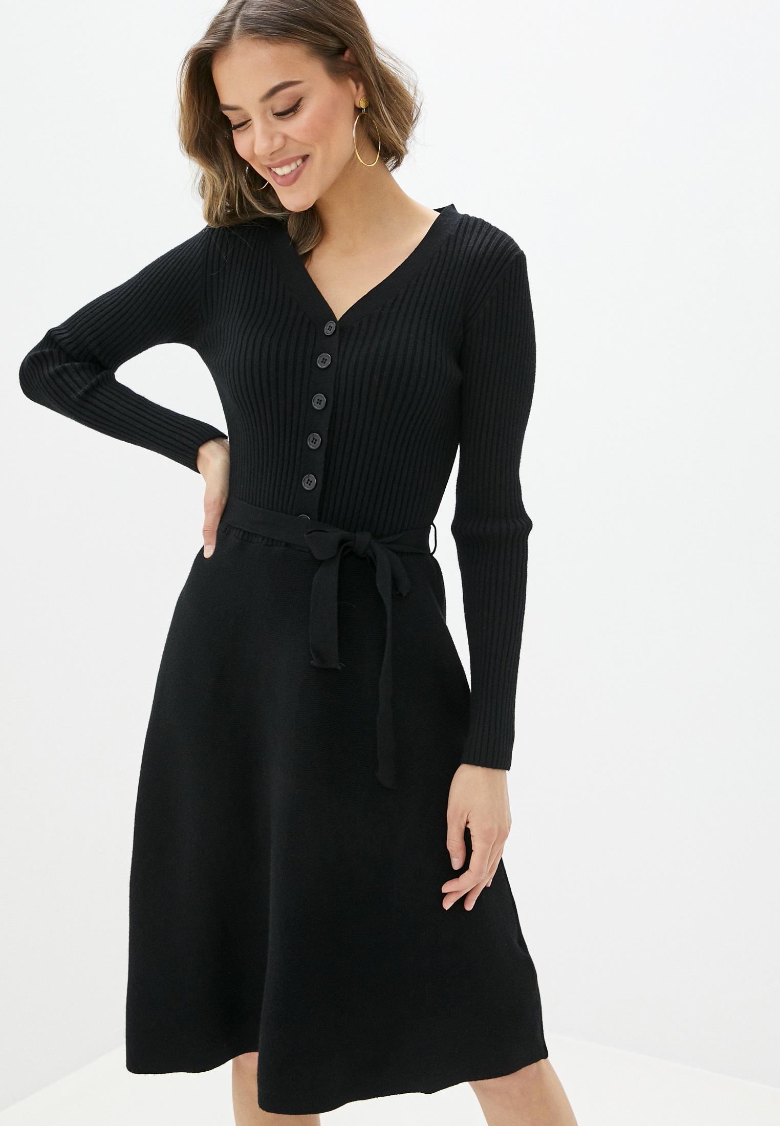 Вязаное платье Yumi Платье Yumi