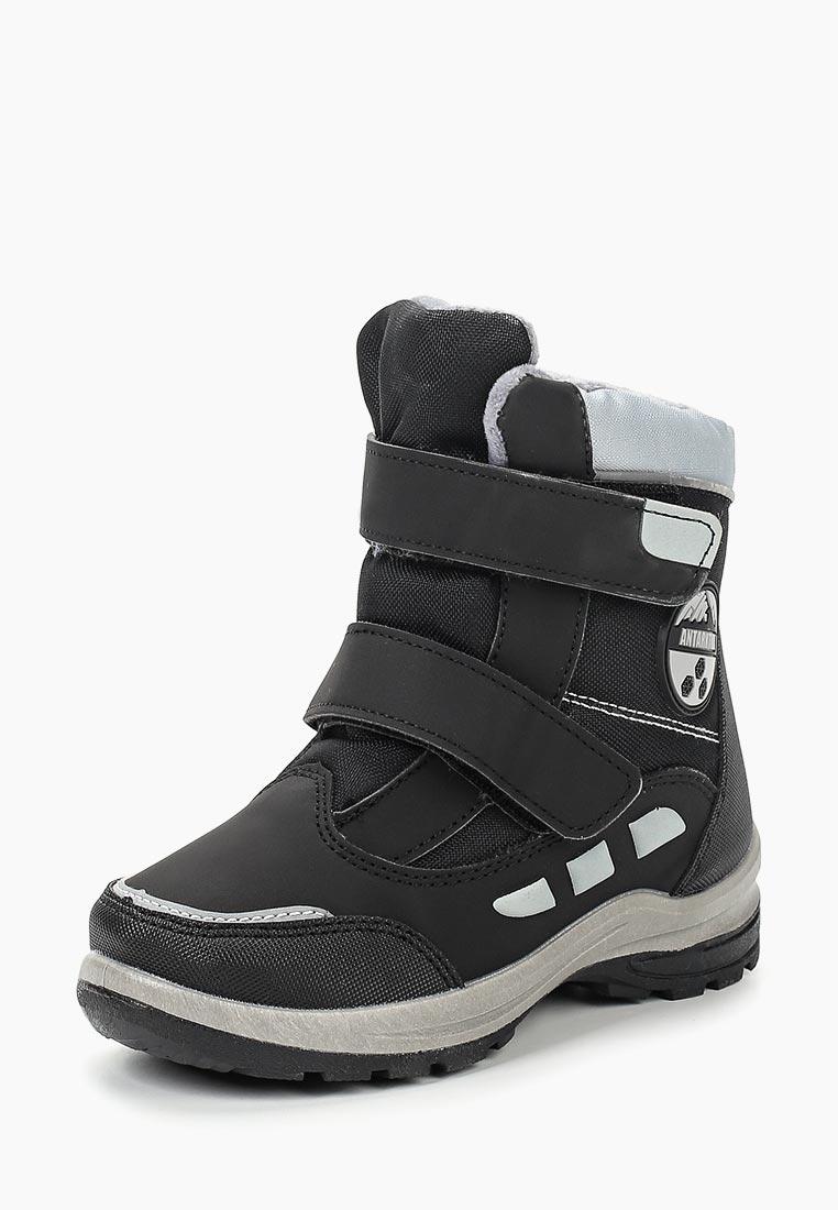 Ботинки для мальчиков Юничел 6s6401