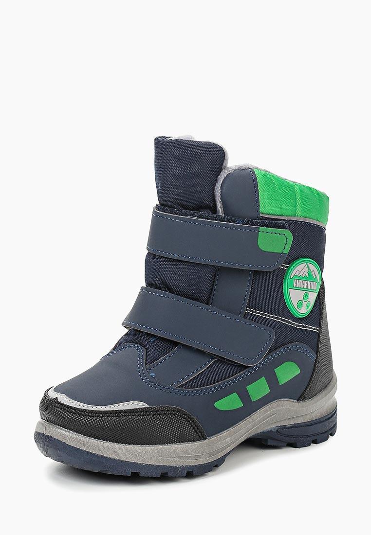 Ботинки для мальчиков Юничел 6s6402