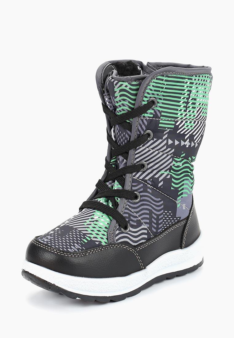 Ботинки для девочек Юничел 6s6502