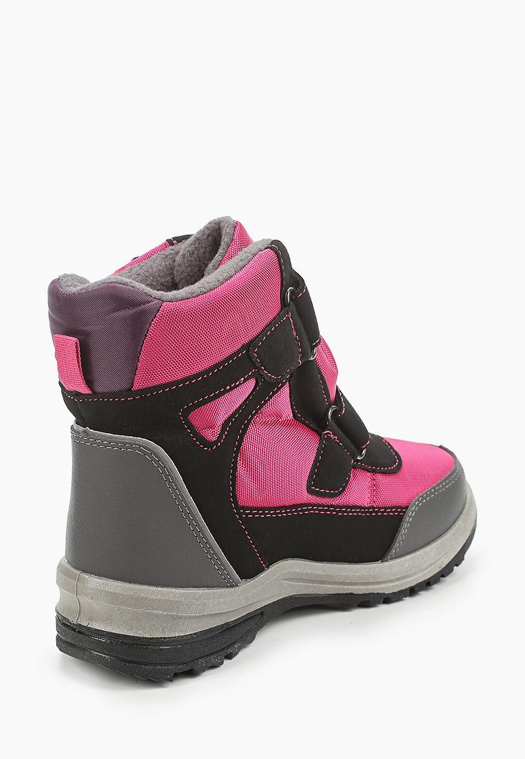 Ботинки для девочек Юничел 7S0622: изображение 3