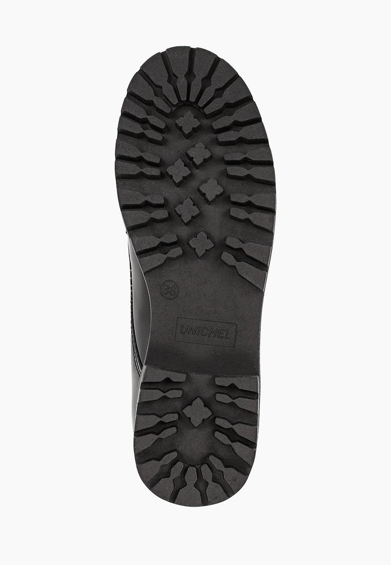 Ботинки для девочек Юничел 7F0091: изображение 5
