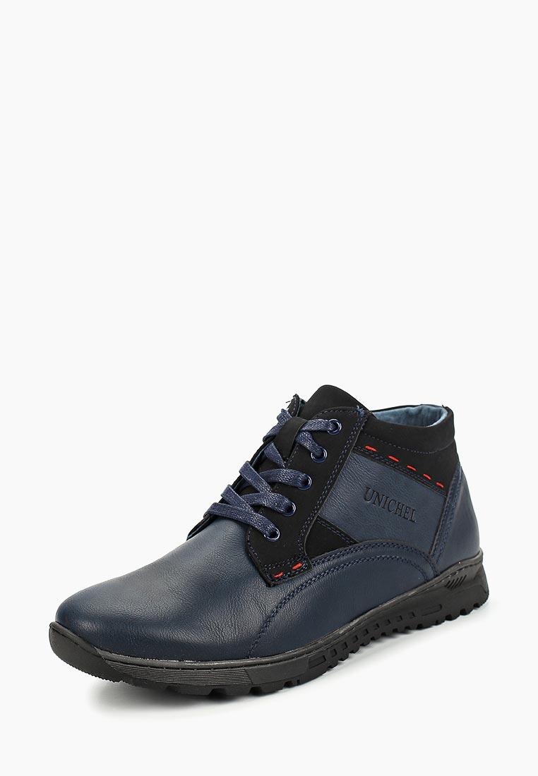 Мужские ботинки Юничел 1S7853