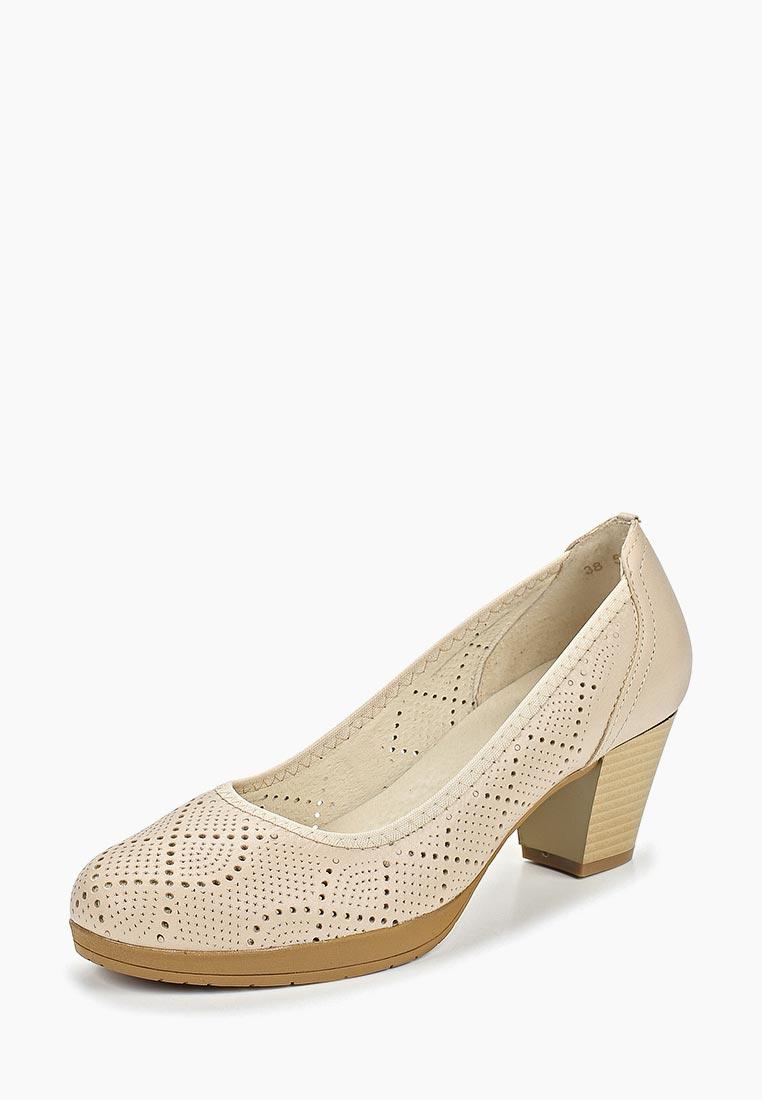 Женские туфли Юничел 5F5202: изображение 2