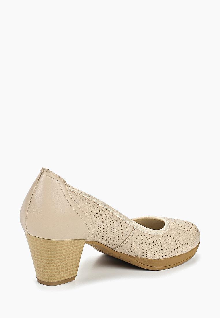 Женские туфли Юничел 5F5202: изображение 3