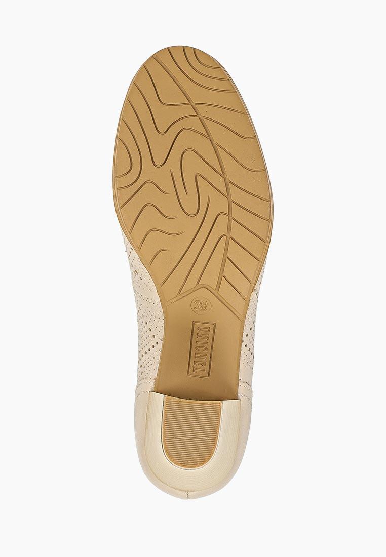 Женские туфли Юничел 5F5202: изображение 5