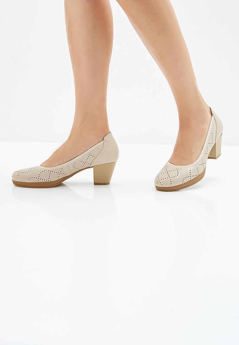 Женские туфли Юничел 5F5202: изображение 6