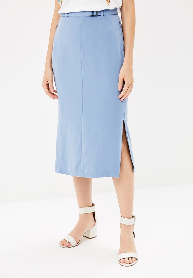 Прямая юбка Zarina 8327201202032