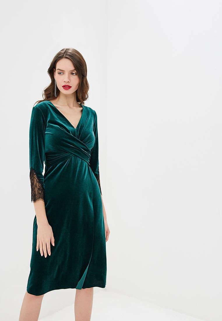 fdab13850b1 Зеленые вечерние платья - купить модное коктейльное платье в ...