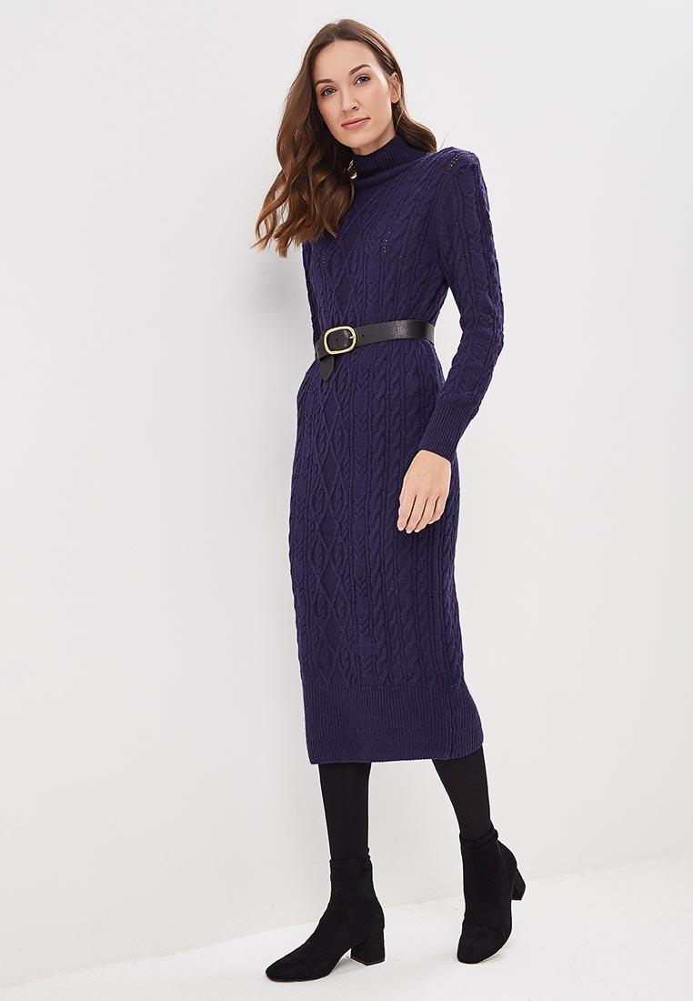 Вязаное платье Zarina 8421638516043