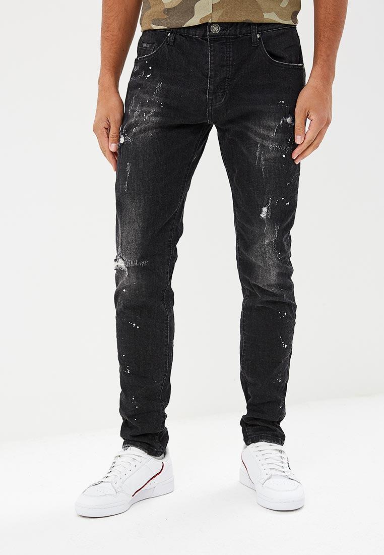 Зауженные джинсы Zayne ZA014