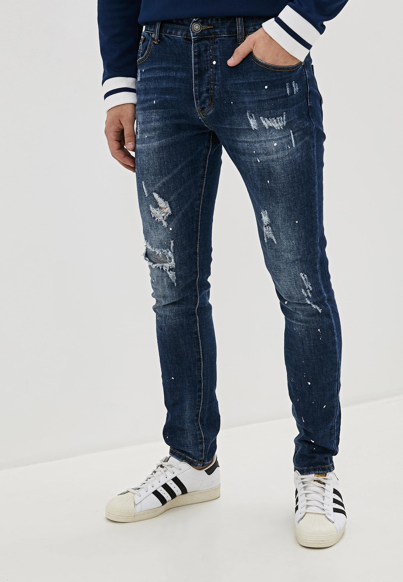 Зауженные джинсы Zayne ZA007