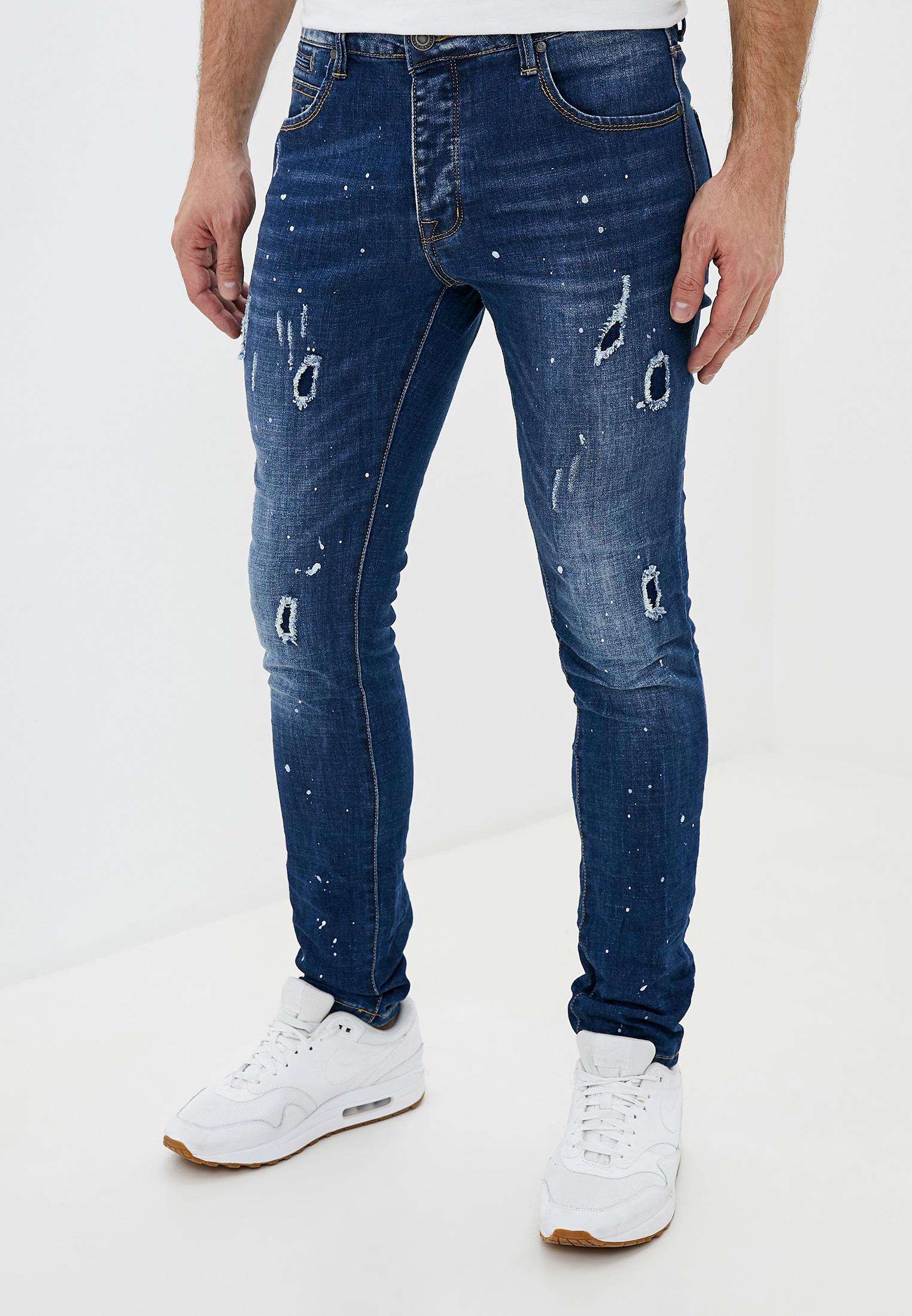 Зауженные джинсы Zayne ZA021