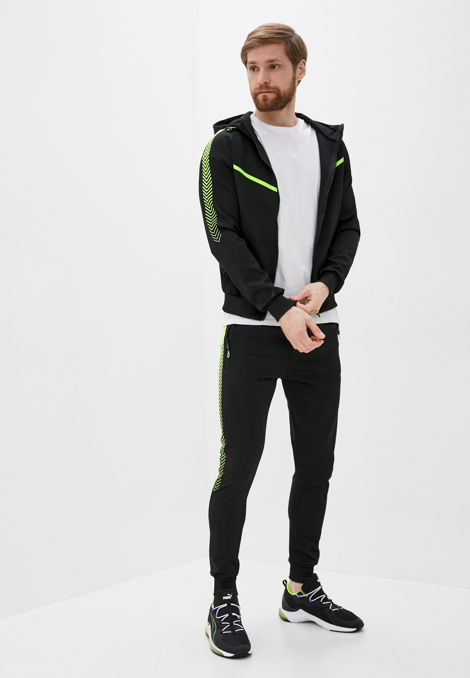 Спортивный костюм Zayne E70-1