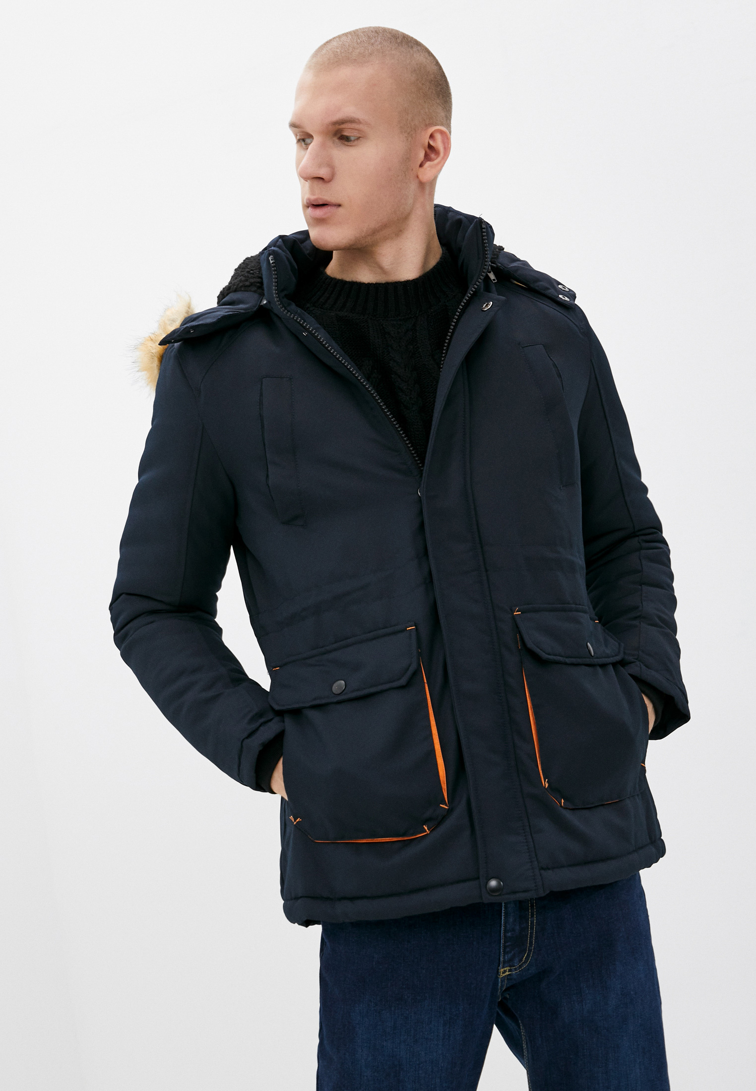 Утепленная куртка Zayne MA1701-2
