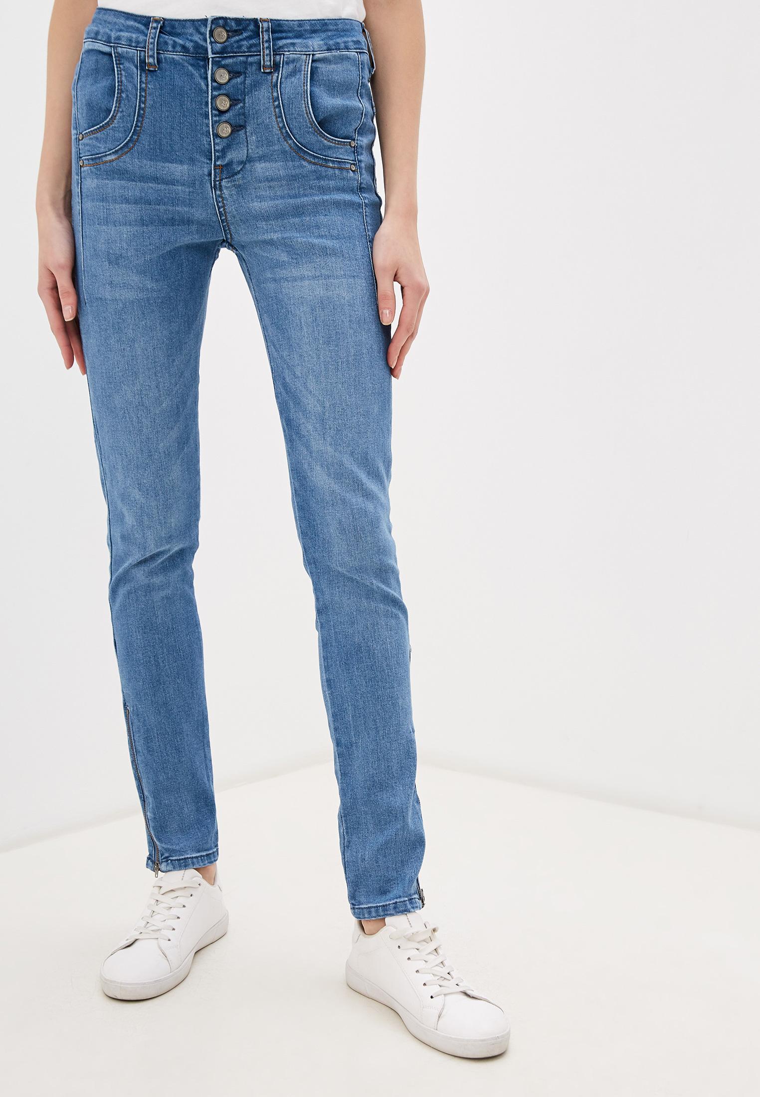 Зауженные джинсы Zabaione QI-501-112