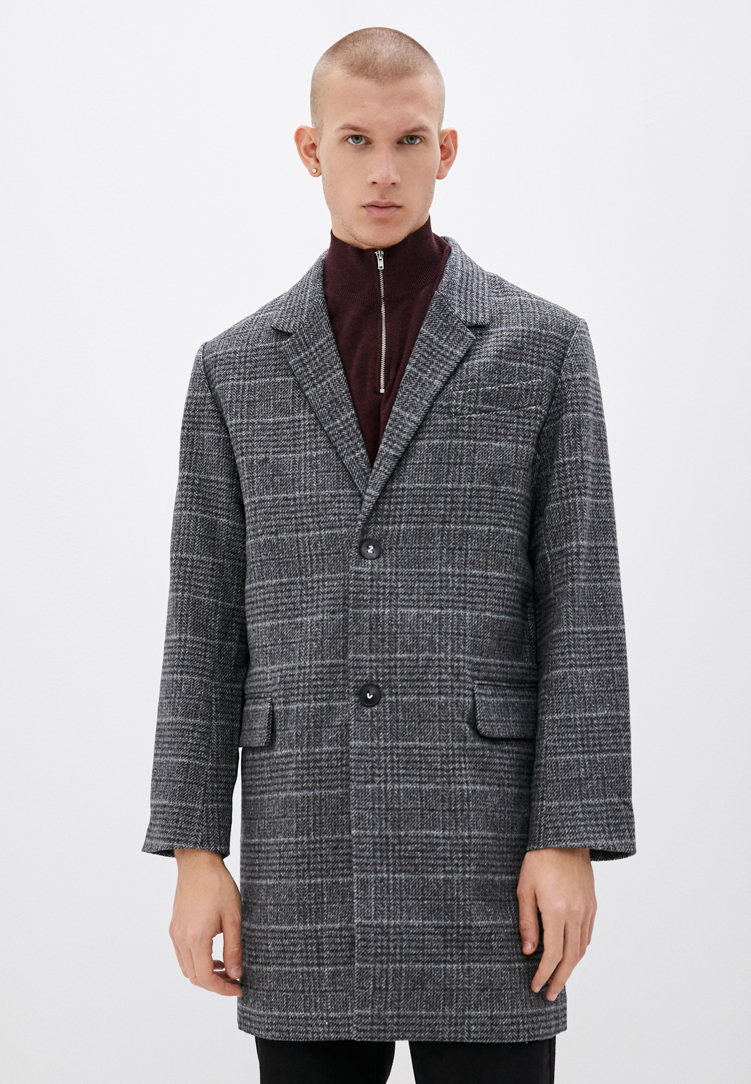 Мужские пальто Zadig & Voltaire WJCD0602H