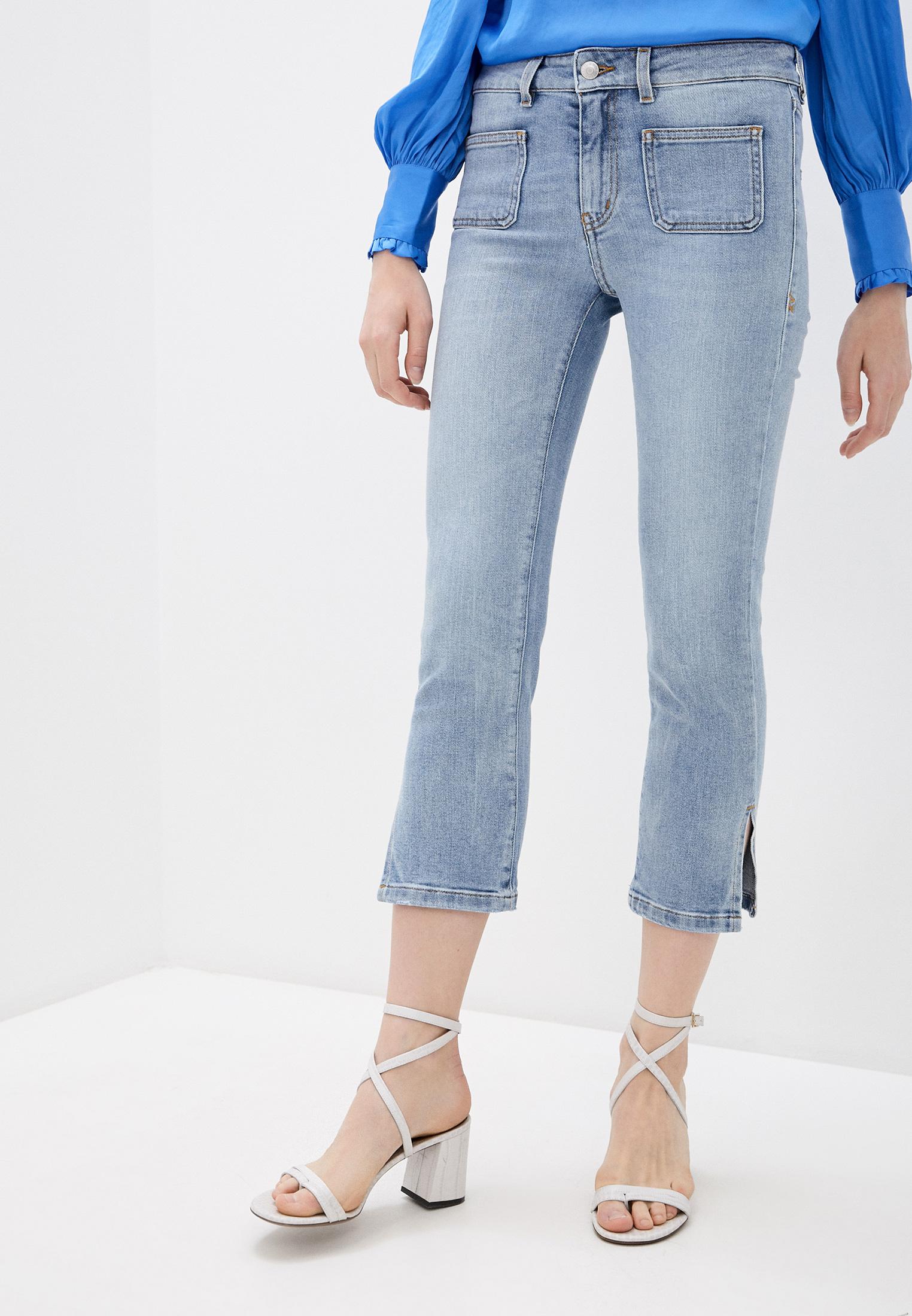 Зауженные джинсы Zadig&Voltaire SJCA3001F: изображение 1