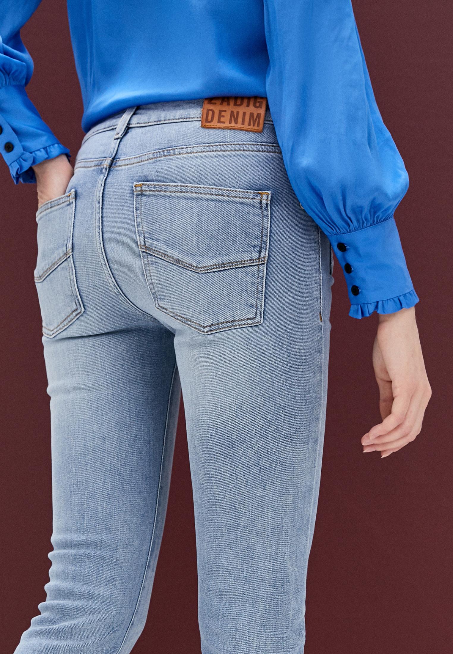 Зауженные джинсы Zadig&Voltaire SJCA3001F: изображение 2