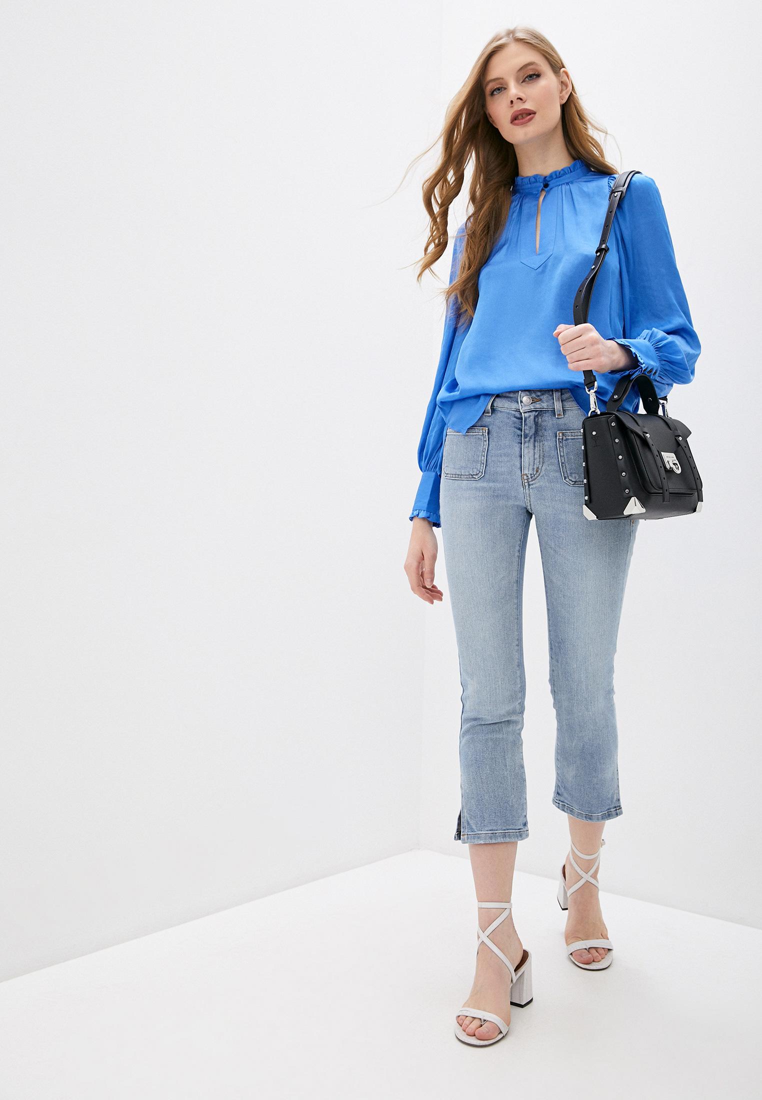 Зауженные джинсы Zadig&Voltaire SJCA3001F: изображение 3