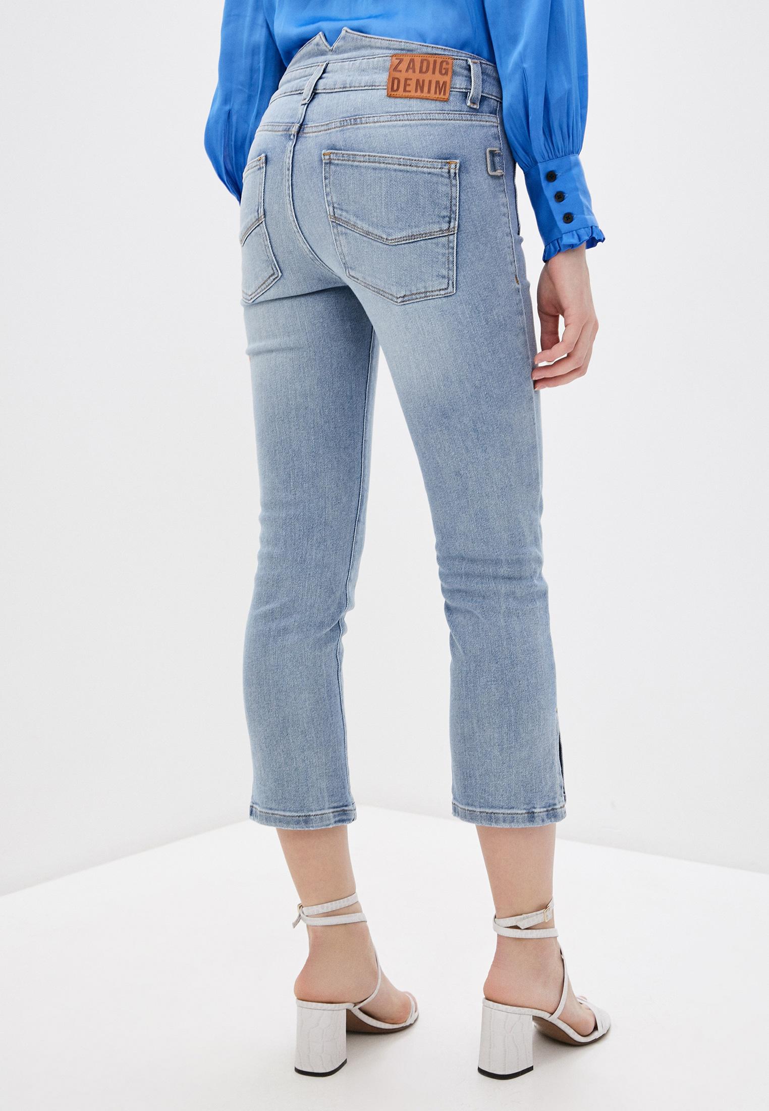Зауженные джинсы Zadig&Voltaire SJCA3001F: изображение 4