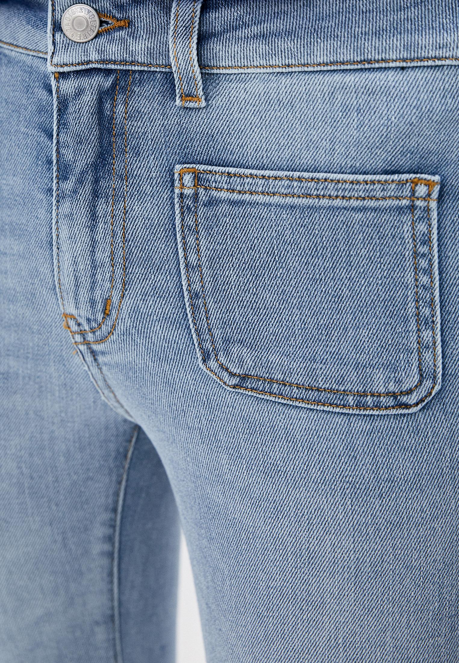 Зауженные джинсы Zadig&Voltaire SJCA3001F: изображение 6