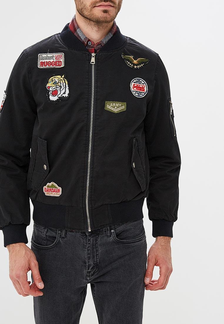 Утепленная куртка Z-Design B018-D199
