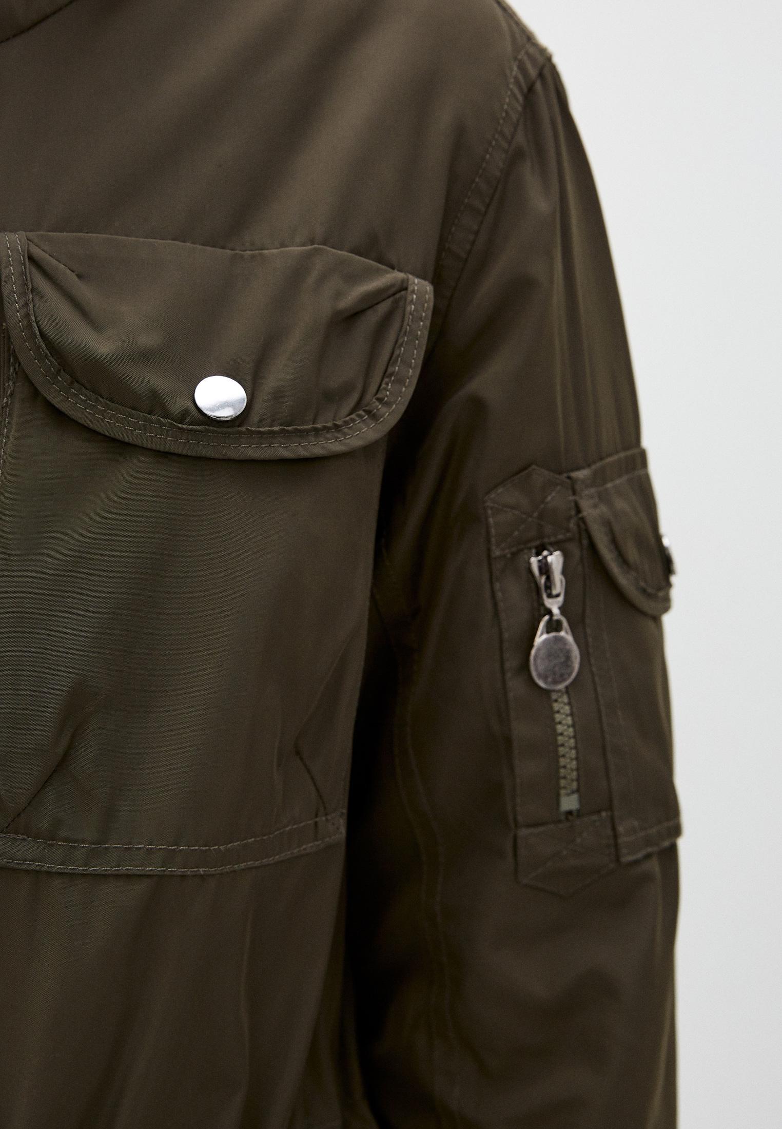 Утепленная куртка Z-Design B018-S009