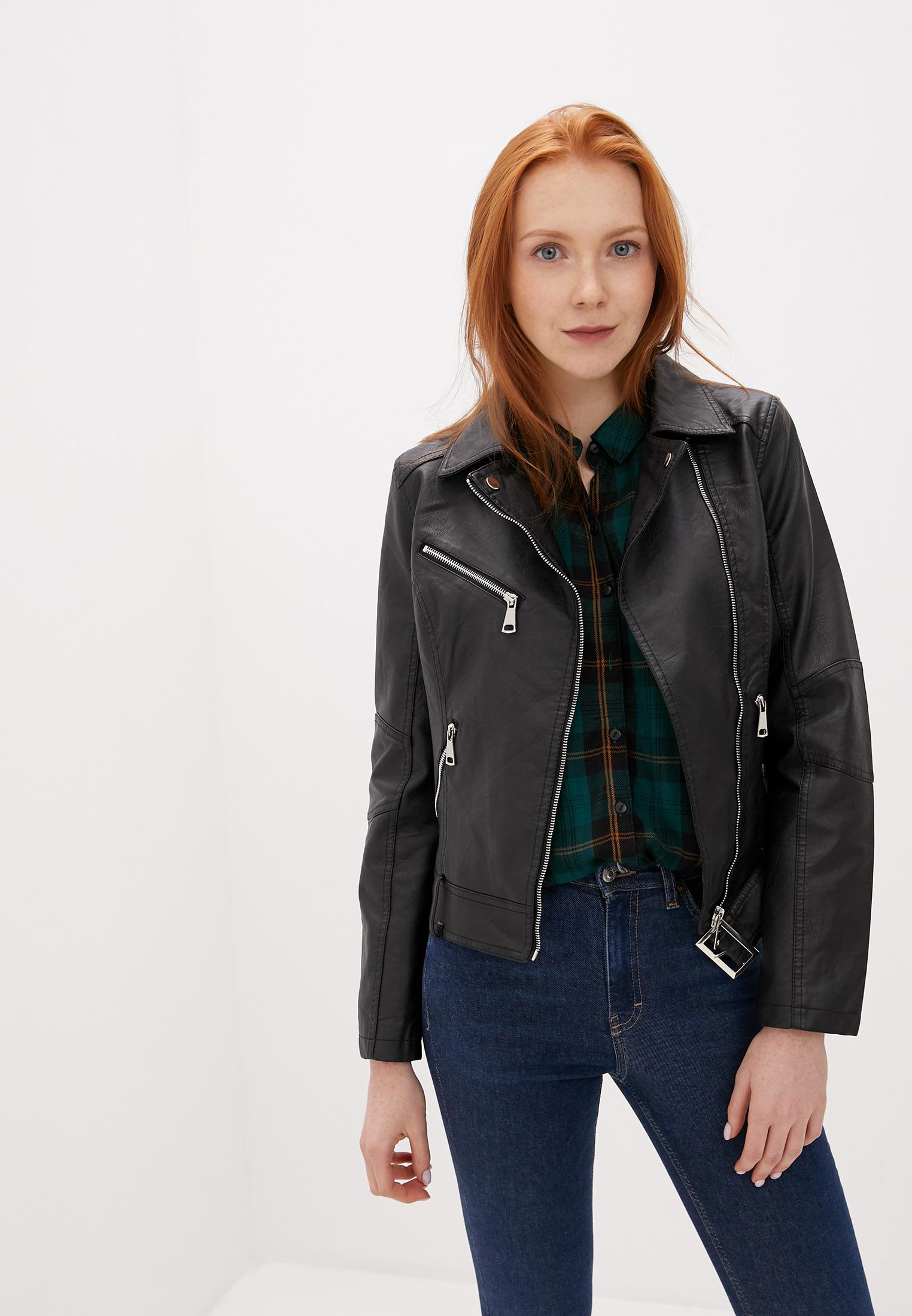 Кожаная куртка Z-Design B018-G75